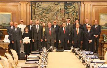 Rajoy preside la reunión del Consejo de Seguridad Nacional (Foto de archivo)