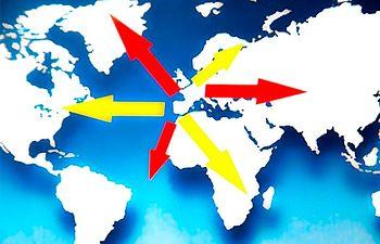 Escuchar con lector web la noticia 'Las exportaciones españolas de mercancías avanzan un 0,9% hasta agosto'. Foto: Ministerio de Economía y Competitividad