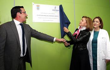 Cospedal inaugura el centro sanitario de Membrilla (6). Foto: JCCM.