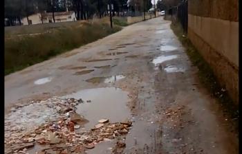 Camino de Molinicos.