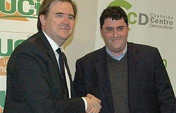 UCIN y CCD firman un acuerdo de colaboración cara a las elecciones de 2019.