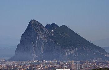 Incidente en Gibraltar. Foto: Ministerio de Asuntos Exteriores y de Cooperación.