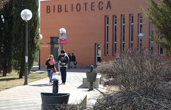 Biblioteca del campus de Albacete