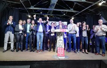 Acto PSOE Villarrobledo.
