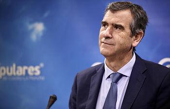 Antonio Román, senador del PP.