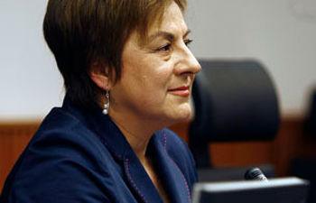 Cándida Martínez (foto de archivo)