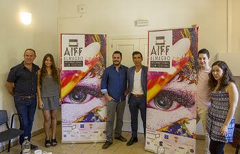 Presentación de la programación oficial del I Festival Internacional de Cine de Almagro. Aquí el material.