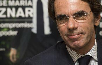 José María Aznar. Foto de archivo.