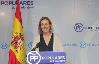 La diputada nacional Silvia Valmaña.