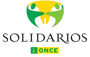 Logo SOLIDARIOS ONCE.
