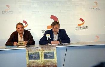 Jesús Recuero y Ángel Moreno han presentado esta edición