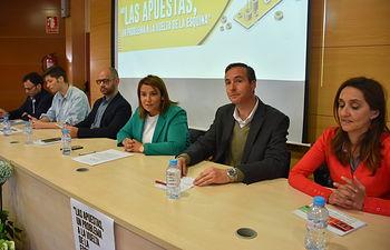 Conferencia sobre el problema de las apuestas entre la juventud