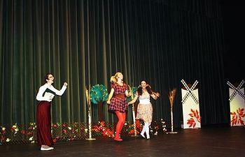Obra de teatro infantil 'Quiero ser Quijote' en Valdepeñas (Ciudad Real). Foto: JCCM.