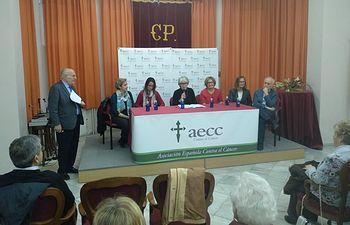 Diálogos AECC Albacete.