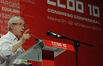 """Toxo: """"Debemos ser el cauce que convierta España en un clamor contra la injusticia"""""""