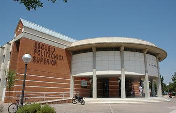 Agrupación Politécnica Superior en el campus de Albacete
