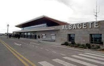 Valoración de IU sobre la situación del aeropuerto de Albacete