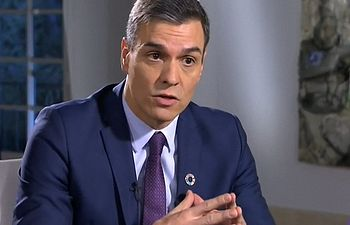 Pedro Sánchez - Entrevista TVE.
