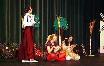 El espectáculo infantil 'Quiero ser Quijote' llega esta semana a Sigüenza, Ocaña y Ciudad Real. Foto: JCCM.
