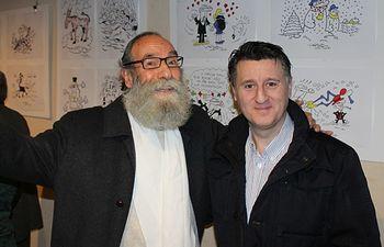 Valeriano Belmonte y Pedro Soriano.