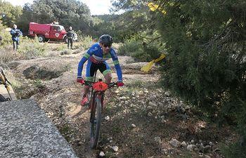 Jose Luis Pastor vencedor en Almansa