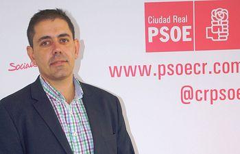 José Manuel Bolaños. Foto: PSOE Ciudad Real.