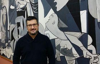 Alberto Jiménez, Secretario General de la Federación de Enseñanza de CCOO Albacete.