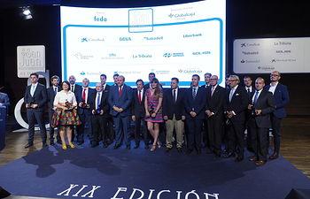 XIX Edición de los Premios Empresariales San Juan de FEDA