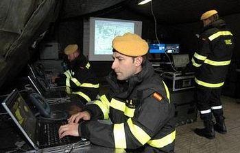 Miembros de la Unidad Militar de Emergencia. (Foto archivo)