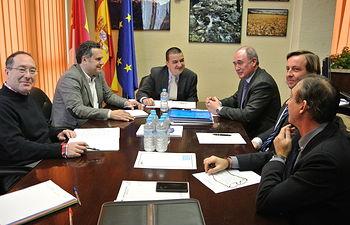 El Gobierno regional hace un llamamiento al Gobierno en funciones para que se utilicen las desaladoras en el Levante. Foto: JCCM.