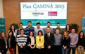 Alumnos y representantes de ambas instituciones