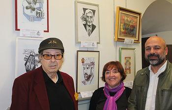Exposición Rafael Revuelto.