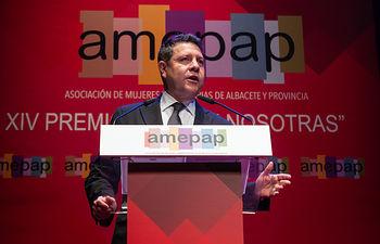"""Gala XIV Premios \""""Entre Nosotras\"""" de AMEPAP"""
