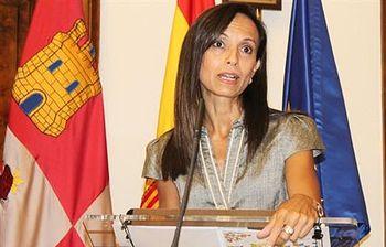 Beatriz Corredor. Foto: Ministerio de Fomento