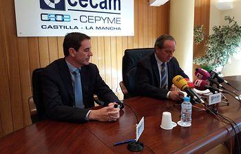 """Presentación """"Premios Empresariales CECAM"""""""