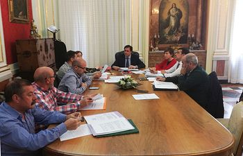 Consejo Administración Fábrica de Maderas.