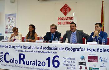 El Gobierno de Castilla-La Mancha defiende una futura PAC en la que converjan los intereses de agricultores y consumidores. Foto: JCCM.