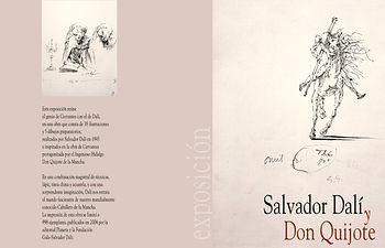 El presidente García-Page inaugura este sábado en Molina de Aragón (Guadalajara) una nueva muestra del Año Cervantino con El Quijote y Dalí como protagonistas. Foto: JCCM.