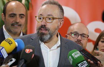Juan Carlos Girauta, candidato de Cs Toledo.