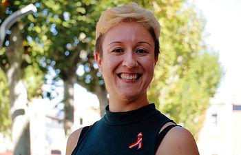 Patricia Ballesteros.