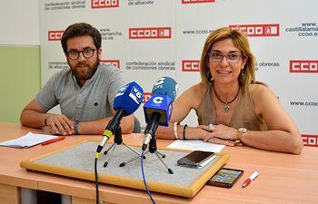 CCOO inicia una campaña informativa en los centros de trabajo sobre el Convenio Colectivo de Industrias de Panadería en Albacete