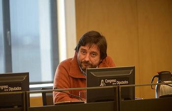 Rafa Mayoral, secretario de Relaciones con la Sociedad Civil de PODEMOS