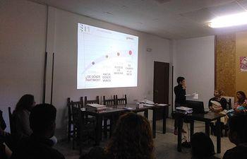 """Imagen de archivo de las convicencias """"Yoenti"""" de educación afectiva y sexual en Proyecto Mater"""