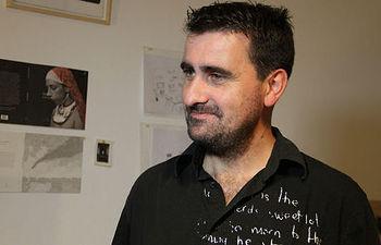 Igancio García, director del Festival Internacional de Teatro Clásico de Almagro. Foto: CMM .