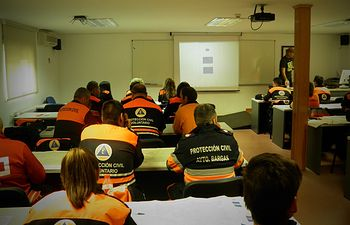 Casi 2.200 alumnos han pasado por las aulas de la Escuela de Protección Ciudadana durante los primeros siete meses de este año. Foto: JCCM.