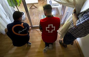 Cruz Roja contra la #PobrezaEnergética.