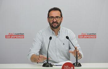 Sergio Gutiérrez.