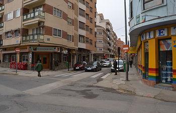 Calle Pérez Pastor.