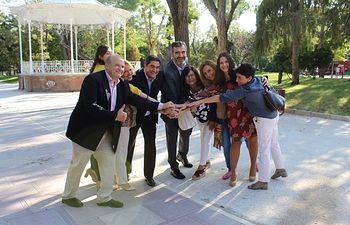 Presentación de candidatura PP en Guadalajara.