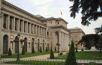 Museo del Prado. Foto: EFE.